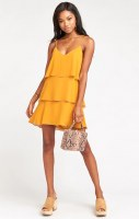 Show Me Mumu Tassel Dress