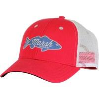 Marshwear Retro Redfish Trucker Hat
