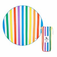 Dock & Bay Round Towel