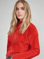 Sanctuary MockNeck Sweater