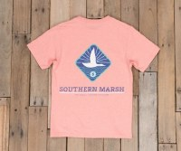Southern Marsh Youth Branding - Flying Duck Tee