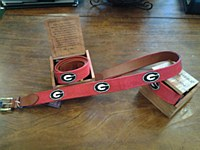 Smathers and Branson UGA Red Belt