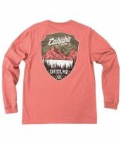 Southern Shirt Company Cahaba Shield Long Sleeve T-Shirt
