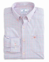 Southern Tide Awash Check Intercoastal Sport Shirt