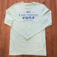 Fish Hippie Steady Drift Long Sleeve Tee