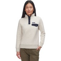 Patagonia Women's Organic Cotton Quilt Pullover