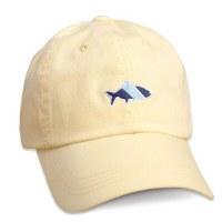 Fish Hippie Logo Sport Cap