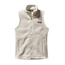 Patagonia Wones Better Sweater Vest