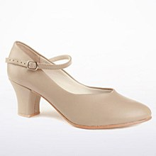 So Danca 2inch Chracter Shoe Tan - CH52