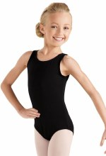 Roch Valley Leotard with V Pinched Front - Black