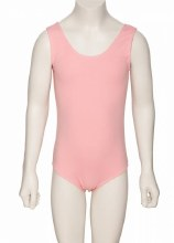 **SALE - WAS 22 NOW 10** Katz Basic Leotard Pink
