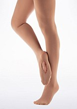 Danskin Ladies Convertible Tights - TAN 702