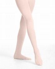 Danskin Footed Tights Pink- 607