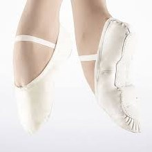 **SALE - WAS 20 NOW 10** So Danca Leather Ballet Shoe- BAE90
