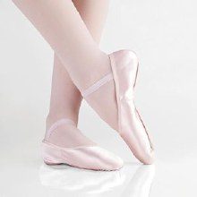 So Danca Basic Satin Ballet Shoe- BAE16