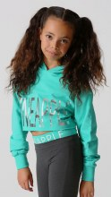 Girls crop hoodie **50% OFF FOR A LIMITED TIME ONLY. WAS 44 NOW 22.00**