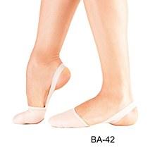 So Danca Leather Half Sole Ballet Shoes