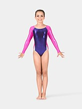 **SALE - WAS 55 NOW 15** Boat Neck Leotard RDE1642 - Aqua Green