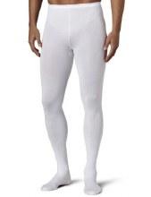 Capezio Men's Tights White