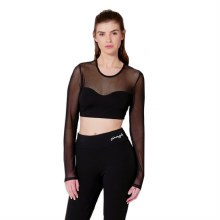 Monroe Mesh Crop Top **SALE - WAS 37 NOW 18.50**