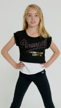 Sparkle Double Layer Tee **50% OFF FOR A LIMITED TIME ONLY - WAS 30 NOW 15**