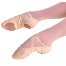 So Danca Stretch Canvas Ballet Shoe- SD16