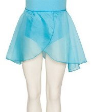 Wrap Over Skirt Blue Katz