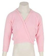 Longsleeve Crossover Cardi Pink