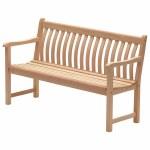 Alexander Rose Mahogany Broadfield 5ft Bench