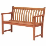 Alexander Rose Cornis Broadfield 4ft Bench