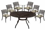 Borovale 150cm Table Set HBCC