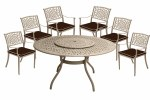 Borovale 150cm Table Set OMCC