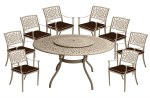 Borovale 170cm Table Set OMCC