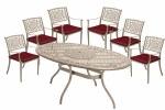 Borovale 180cm Table Set OMC