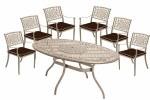 Borovale 180cm Table Set OMCC