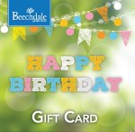 BGC Gift Card Birthday €20