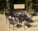 LG Avon 90x150cm Table Set