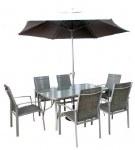 LG Cordoba 90x152cm Table Set