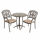 LG Wiltshire 75cm Table Set