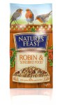 Natures Feast Robin & Songbird Bird Seed 5kg