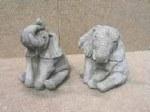Animal Elephant Trunk Up 25