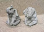 Animal Elephant Trunk Down