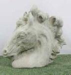 Animal Wild Horse Head 41cm