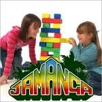 Traditional Garden Games Jamanga Tower