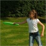 Traditional Garden Games Jumbo Flying Disc