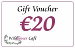 Wildflower Gift Voucher €20