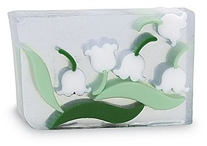 Lily Of The Valley Homemade Bar Soap