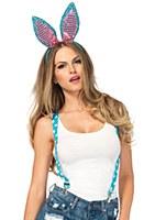 Blue Sparkle Bunny Kit