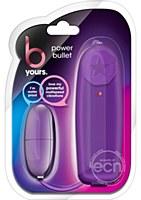 B Yours Power Bullets Purple