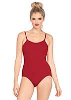 Basic Bodysuit Red